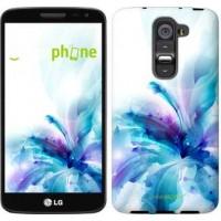 Чехол для LG G2 mini D618 цветок 2265u-304