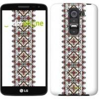 Чехол для LG G2 mini D618 Вышиванка 22 590u-304