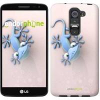 Чехол для LG G2 mini D618 Гекончик 1094u-304