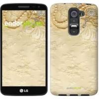 Чехол для LG G2 mini D618 Кружевной орнамент 2160u-304