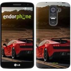 Чехол для LG G2 mini D618 Lamborghini v2 2948u-304