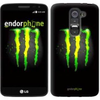 Чехол для LG G2 mini D618 Monster energy 821u-304