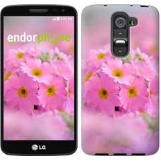 Чехол для LG G2 mini D618 Розовая примула 508u-304