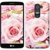 Чехол для LG G2 mini D618 Розы 525u-304