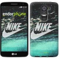 Чехол для LG G2 mini D618 Water Nike 2720u-304