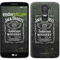 Чехол для LG G2 mini D618 Whiskey Jack Daniels 822u-304