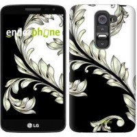 Чехол для LG G2 mini D618 White and black 1 2805u-304