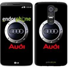 Чехол для LG G2 Audi. Logo v2 3105u-37