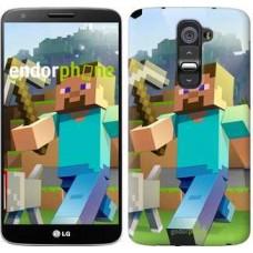Чехол для LG G2 Minecraft 4 2944u-37
