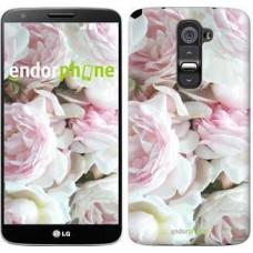 Чехол для LG G2 Пионы v2 2706u-37