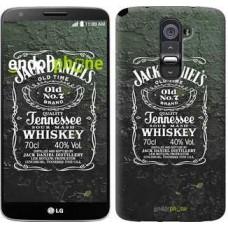 Чехол для LG G2 Whiskey Jack Daniels 822u-37