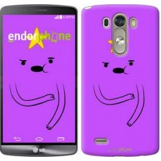 Чехол для LG G3 D855 Adventure Time. Lumpy Space Princess 1122c-47
