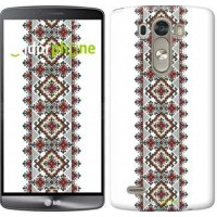 Чехол для LG G3 D855 Вышиванка 22 590c-47