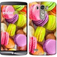 Чехол для LG G3 D855 Макаруны 2995c-47