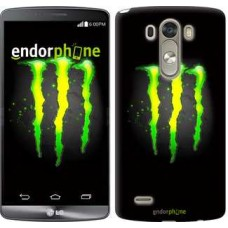 Чехол для LG G3 D855 Monster energy 821c-47