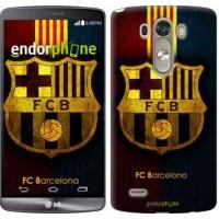 Чехол для LG G3 dual D856 Барселона 1 326c-56