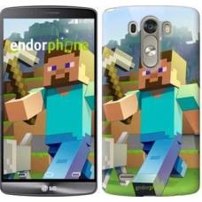 Чехол для LG G3 dual D856 Minecraft 4 2944c-56