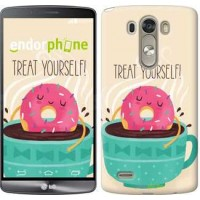 Чехол для LG G3 dual D856 Treat Yourself 2687c-56