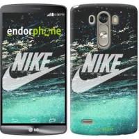 Чехол для LG G3 dual D856 Water Nike 2720c-56