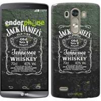 Чехол для LG G3 dual D856 Whiskey Jack Daniels 822c-56