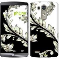 Чехол для LG G3 dual D856 White and black 1 2805c-56