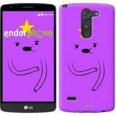 Чехол для LG G3 Stylus D690 Adventure Time. Lumpy Space Princess 1122m-89