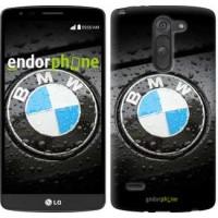 Чехол для LG G3 Stylus D690 BMW 845m-89