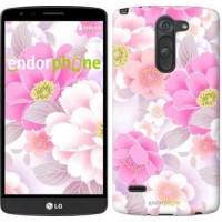 Чехол для LG G3 Stylus D690 Цвет яблони 2225m-89