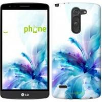 Чехол для LG G3 Stylus D690 цветок 2265m-89