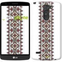Чехол для LG G3 Stylus D690 Вышиванка 22 590m-89