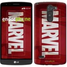 Чехол для LG G3 Stylus D690 Marvel 2752m-89