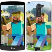 Чехол для LG G3 Stylus D690 Minecraft 4 2944m-89
