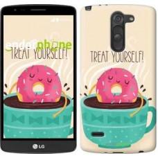 Чехол для LG G3 Stylus D690 Treat Yourself 2687m-89