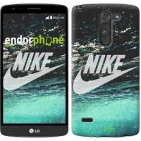Чехол для LG G3 Stylus D690 Water Nike 2720m-89
