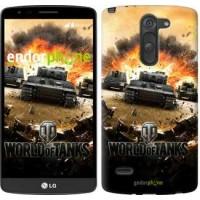 Чехол для LG G3 Stylus D690 World of tanks v1 834m-89