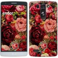 Чехол для LG G3s D724 Цветущие розы 2701m-93