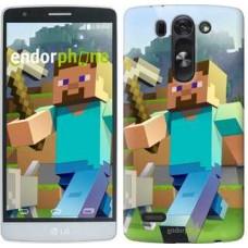 Чехол для LG G3s D724 Minecraft 4 2944m-93