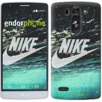 Чехол для LG G3s D724 Water Nike 2720m-93