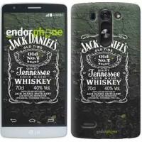 Чехол для LG G3s D724 Whiskey Jack Daniels 822m-93