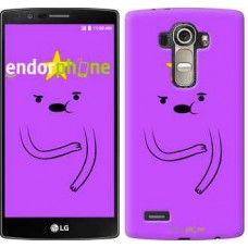 Чехол для LG G4 H815 Adventure Time. Lumpy Space Princess 1122u-118