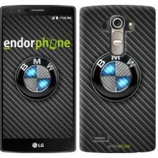 Чехол для LG G4 H815 BMW. Logo v3 3109u-118