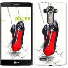 Чехол для LG G4 H815 Devil Wears Louboutin 2834u-118