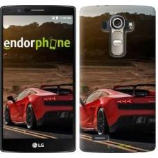 Чехол для LG G4 H815 Lamborghini v2 2948u-118