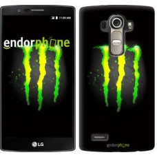 Чехол для LG G4 H815 Monster energy 821u-118