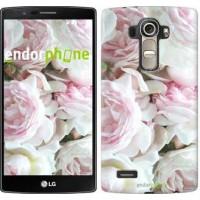 Чехол для LG G4 H815 Пионы v2 2706u-118