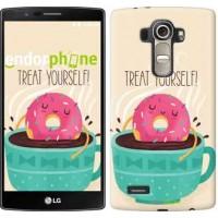 Чехол для LG G4 H815 Treat Yourself 2687u-118