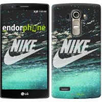 Чехол для LG G4 H815 Water Nike 2720u-118