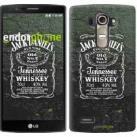 Чехол для LG G4 H815 Whiskey Jack Daniels 822u-118