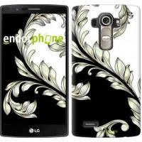 Чехол для LG G4 H815 White and black 1 2805u-118