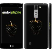 Чехол для LG G4c H522y Черная клубника 3585m-389